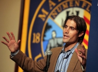 James Foley at Marquette