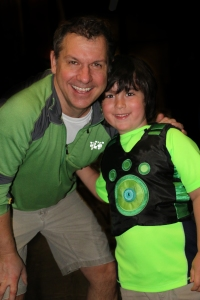 Chris Kratt and Zachary Eisenberg