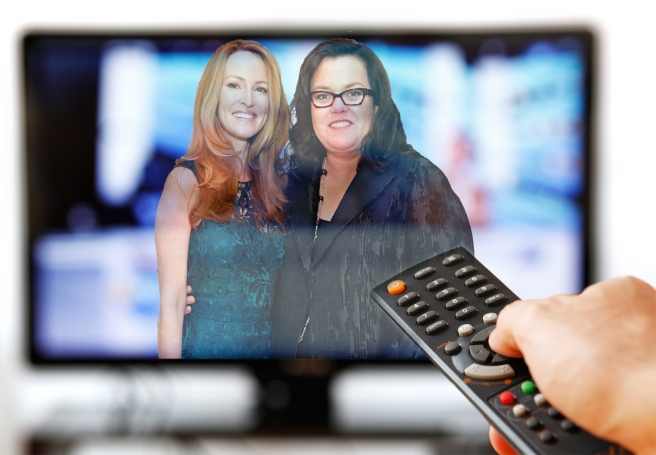 rosie o'donnell michelle rounds