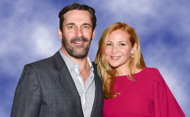 Jon Hamm and Jennifer Westfeldt's 18-year date